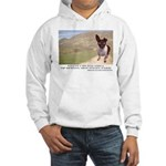Giant Chupacabra Hooded Sweatshirt