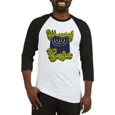Messiah Yeshua Baseball Jersey