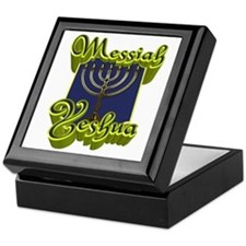 Messiah Yeshua Keepsake Box