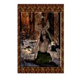 Herne, The Reborn Lord Postcards (Package of 8)