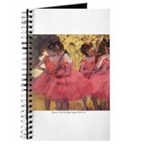 Dancers in Pink Journal