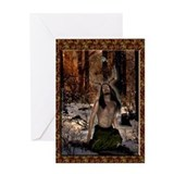 Herne, Thr Reborn Lord Greeting Card