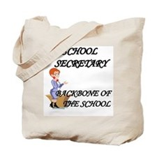 Cool School administrator Tote Bag