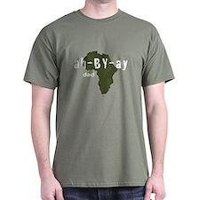 Amharic Dad T-Shirt