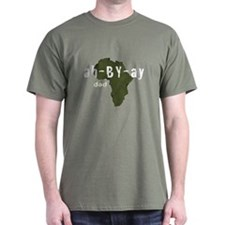 Amharic Dad T-Shirt