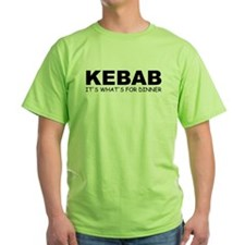 KEBAB: It's What's For Dinner T-Shirt