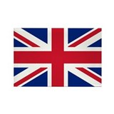 London Rectangle Magnet (100 pack)