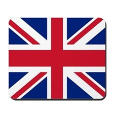 Union Jack Mousepad