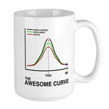 The Awesome Curve Mug