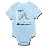 The Awesome Curve Infant Bodysuit