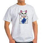 ILY Neko Cat Light T-Shirt