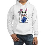 ILY Neko Cat Hooded Sweatshirt
