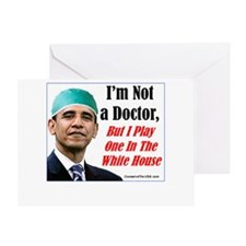 """Your New Doctor"" Greeting Card"