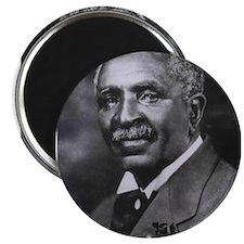 """George Washington Carver 2.25"""" Magnet (10 pack)"""