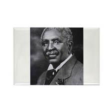 George Washington Carver Rectangle Magnet