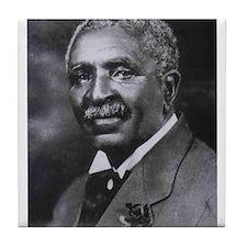 George Washington Carver Tile Coaster