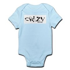 Crazy Bird Man Infant Creeper