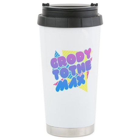 Grody to the Max Ceramic Travel Mug