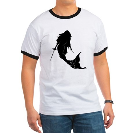 The Rogue Mermaid Ringer T