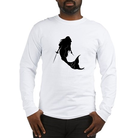 Rogue Mermaid: Long Sleeve T-Shirt