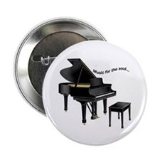 "Music for the Soul 2.25"" Button (10 pack)"