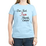 Dear Jacob I win Edward Twilight Light T-Shirt