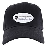 2ND INF DIV Baseball Hat
