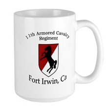 11TH ARMORED CAVALRY REGIMENT Coffee Mug