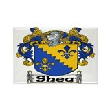 Shea Coat of Arms Rectangle Magnets (10 pack)