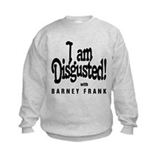 Funny Barney frank Sweatshirt