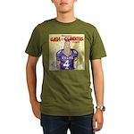 Joe Heller's Cartoon Tees Organic Men's T-Shirt (d