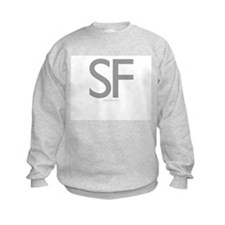 SF (Grey) - Sweatshirt
