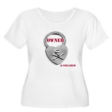ownedcollared Plus Size T-Shirt