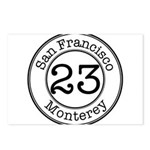 Circles 23 Monterey Postcards (Package of 8)