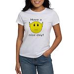 Vulcan Smiley Women's T-Shirt