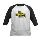 Dodge Challenger Yellow Car Tee