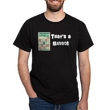 bingofinalwhite T-Shirt