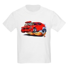 Dodge Charger Red Car T-Shirt