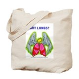 Got Lungs Tote Bag