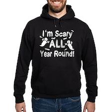 'I'm Scary' Hoody