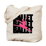 BALLET Tote Bag