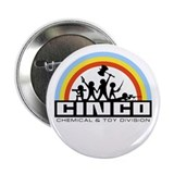 "Cinco Toys 2.25"" Button"