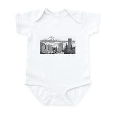 Portland/Mt. Hood Infant Bodysuit
