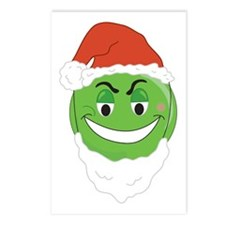 GRINCH SMILEY! Postcards (Package of 8)