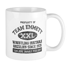 Property of Team Emmett Coffee Mug
