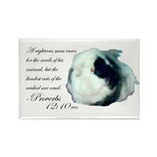 Mordecai Proverb Rectangle Magnet (100 pack)