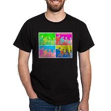 M2 - Roots-Pop-Art Taters T-Shirt