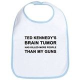 Cute Ted kennedy Bib