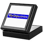 WyObjectivists Keepsake Box