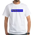 WyObjectivists White T-Shirt